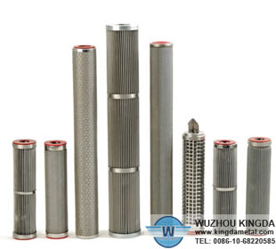 Stainless steel 304 cartridge filter